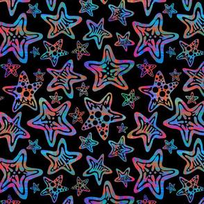 Silly Sea Stars