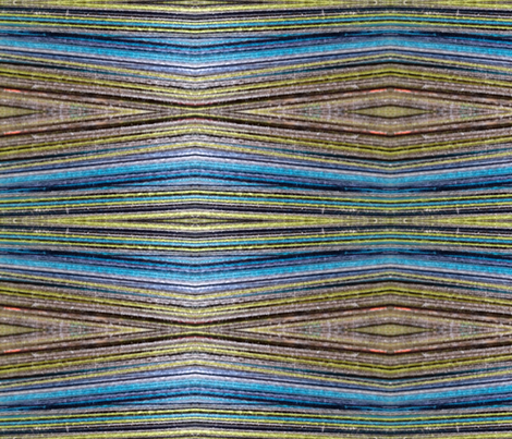Warp Yarn Big fabric by palusalu on Spoonflower - custom fabric