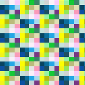 Color Block Pixels