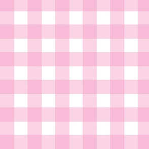 Pink Buffalo Check // bliss design studio