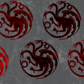 Throne of Games House Targaryen