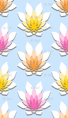 06324479 : flame-flower shadow 3