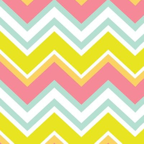 Dreamy Chevron 06
