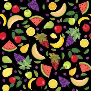 Let's Eat, Black - Fruit