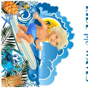 Ride The Waves / Surfer Boy
