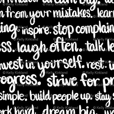 Inspirational Messages