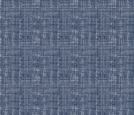 Texture -indigo on White fabric by jillbyers on Spoonflower - custom fabric