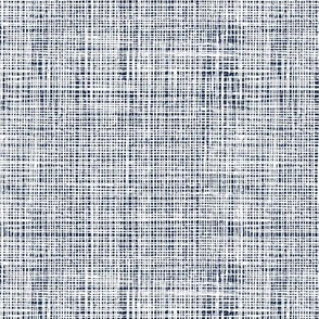 Texture - White on Indigo