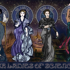 Our Ladies of Science