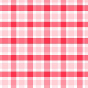 Red Check Country Plaid
