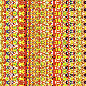 Sunny Succulent 2 Stripe