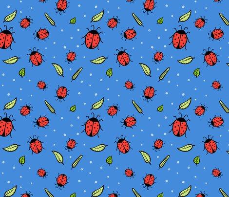 Lady_bug_pattern_-_blue_shop_preview