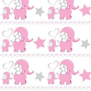 Dreamy Pink Elephant 09