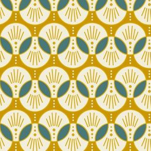 Pearl Deco - yellow