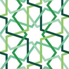 Spoonflower-fivefold-geometric-design-greens