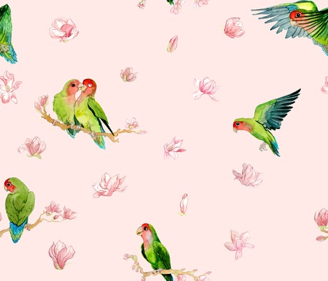 Rlovebirds_pink_spoonflower_contest141226preview