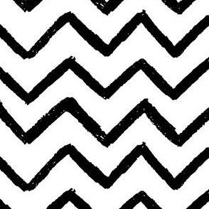 Painted Chevron Stripe