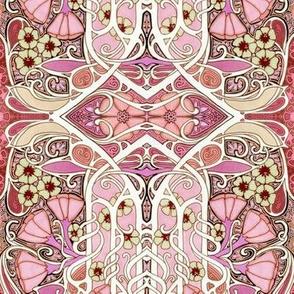 Flowering Pink Twister