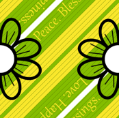 BIAS-BYLG Blazing Yellow / Lime Green