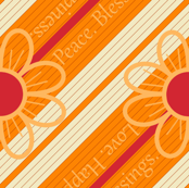 BIAS-WAAG Warm Apricot / Autumn Glory