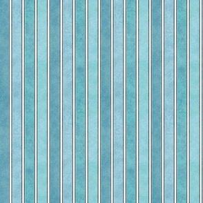 Stripes Faded Teal II 225