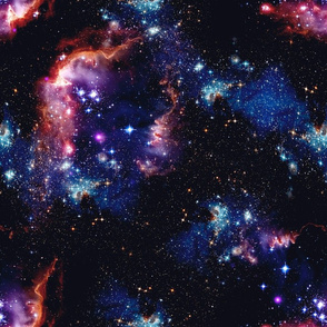 Cosmic Clouds v2