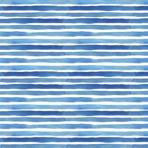 Stripes indigo