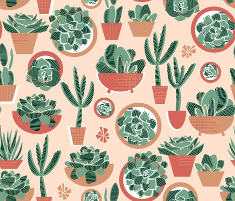 Rspoonflower_34_limited_succulents_7_succulents_in_pots_limited_palette-01_shop_preview