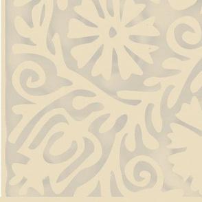 Lovely Hungary -buzsaki ratetes - beige