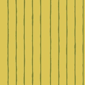 yellow/green stripe - vertical