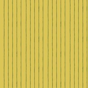 yellow/green mini stripe - vertical