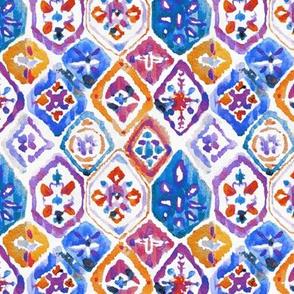 Ikat maroccan