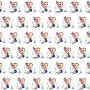 "1"" Lilac Mermaid Mix & Match"