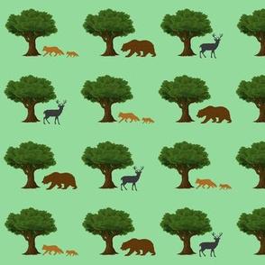 Woodlans_fox__deer_and_bear-1
