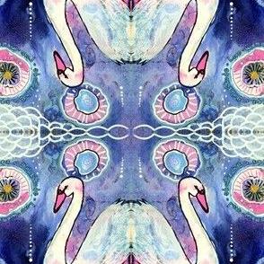 Inspirational Swans