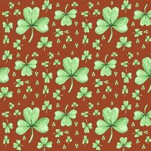 St. Patrick's Patch o' Shamrock