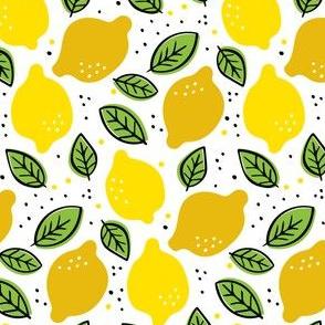 Lemons and Leaves