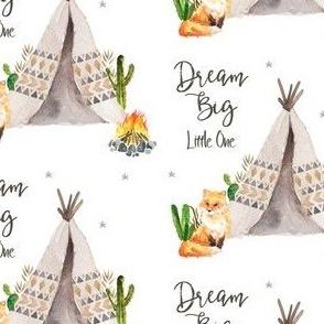 "4"" Dream Big Little One Fox"