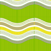 WAVE-BYLG-EXP Blazing Yellow / Lime Green