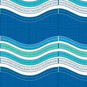 WAVE-HOIB Hawaiian Ocean / Imperial Blue