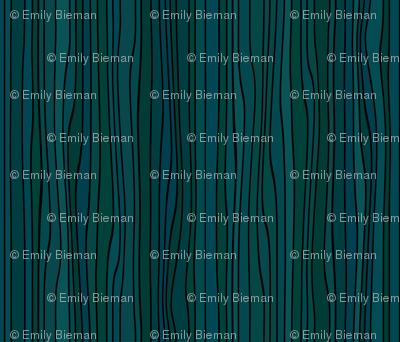 Nouveau Stripes Indigo Gradients