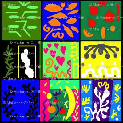 Matisse Inspired #2