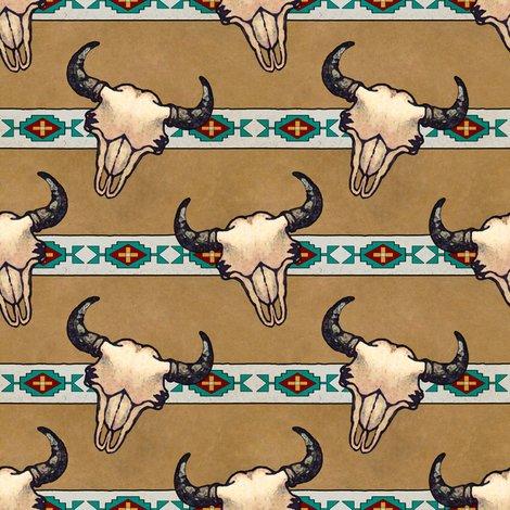 Rbison_skulls_tilted_native_motif_stripes_shop_preview