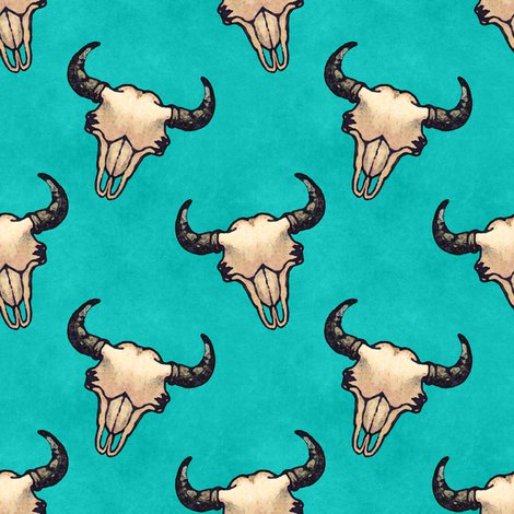 Rbison_skulls_turquoise_texture_12_shop_preview