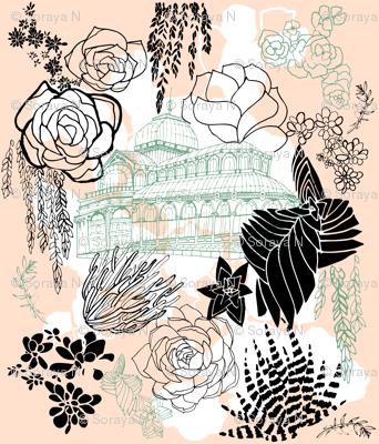 Succulent Conservatory