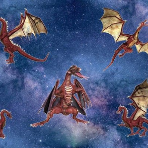 dragons of the universe