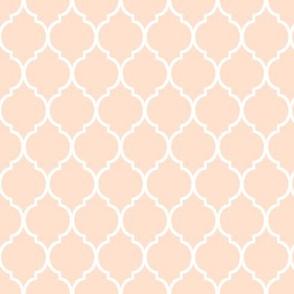 Tiny Blush Moroccan