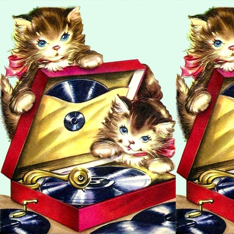 Rspoonflower_cats_vinyl_records_bigger_shop_preview