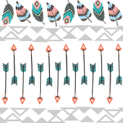 Tribal Arrows - Smaller