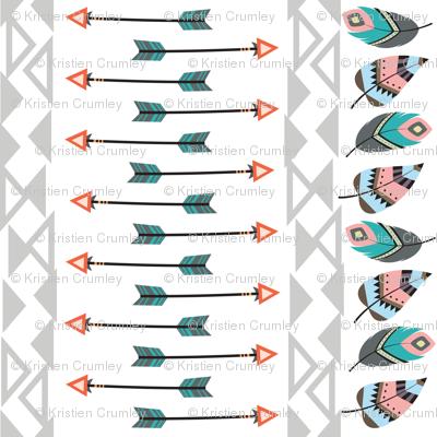 Tribal Arrows - Smaller
